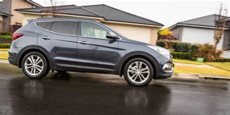 Review Hyundai Santa Fe by 2016 Hyundai Santa Fe Highlander Review Caradvice
