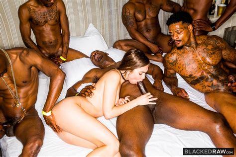 Blacked Gangbang Riley Reid