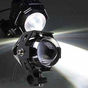 Cree U5 Motorcycle Led Headlight Waterproof High Power