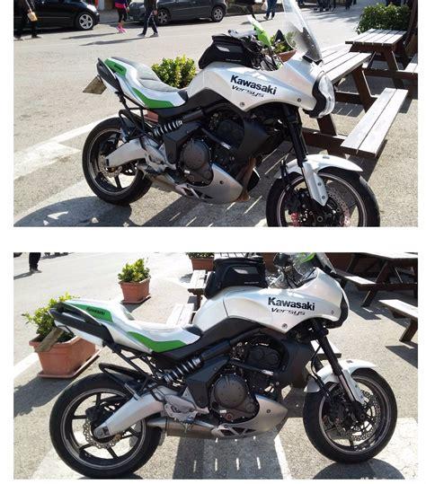 Tappezzeria Italia Kawasaki Versys 650 2006 2018 Tappezzeria Italia Comfort