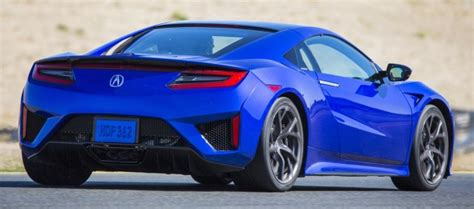 acura nsx pricing for us revealed from usd 156k more
