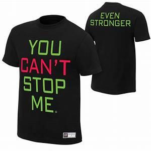 Image - John Cena You Can't Stop Me T-Shirt.jpg | Pro ...