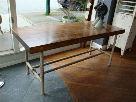 wood legs for kitchen island kitchen island with pipe legs landon antiques
