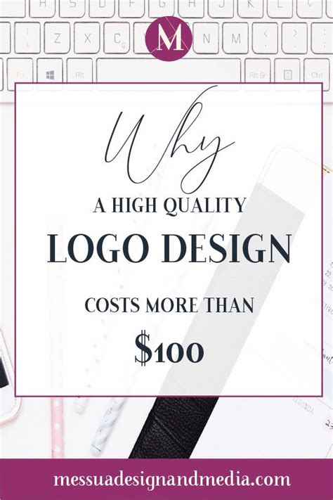 On this post I explain why a high quality logo design