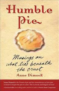 Beneath the Cru... Pie Food Quotes