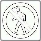 Coloring Signs Traffic Sign Pages Stop Road Printable Safety Clipart Crossing Pedestrian Enter Outline Clip Template Unique Etc Clipartpanda Cliparts sketch template
