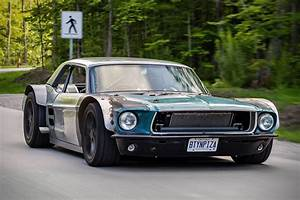 1967 Ford Mustang Hot Rod HiConsumption