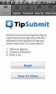 Send Anonymous Tips to Crime Stoppers with TipSubmit [VIDEO]