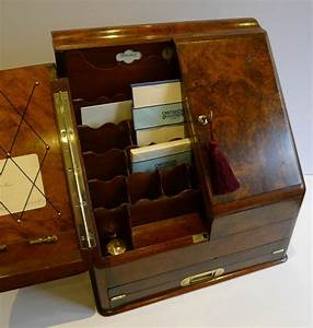 antique letter desk antique furniture With antique letter writing desk