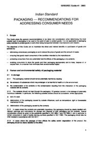 IS/ISO/IEC GUIDE 51: Guidelines for the Inclusion of