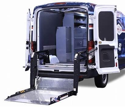 Van Cargo Tommy Lift V2 Gate Tommygate