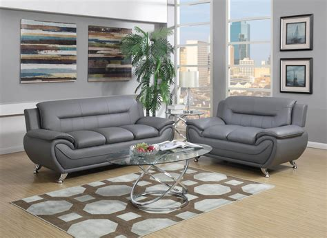 casual living room furniture grey contemporary living room set living room sets