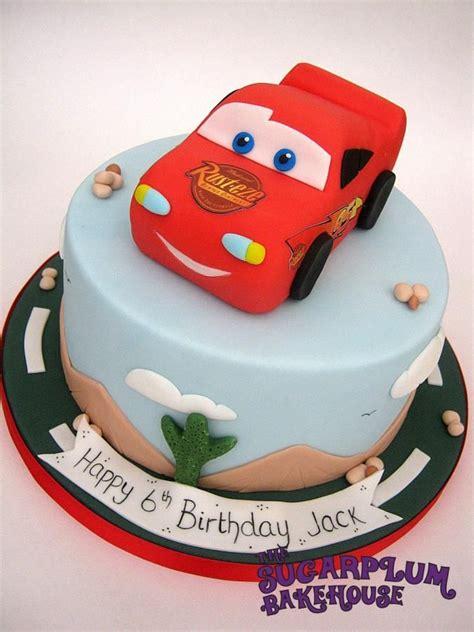 lightning mcqueen cars cake jungen torte