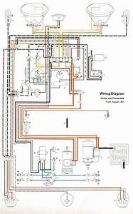Electrics 70 Beetle Wiper Switch Wire Layout - Vw Forum