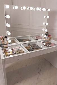 Ikea Hollywood Mirror With Lights Diy Vanity Mirror Ideas To Make Your Room More Beautiful
