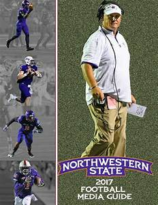 2017 Northwestern State Football Media Guide by ...