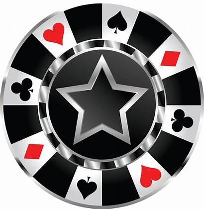 Poker Chips Casino Clipart Transparent Gambling Token