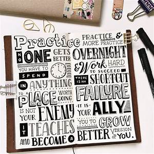 hand lettering pens for beginners With lettering pens for beginners