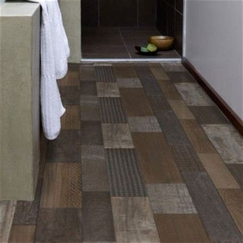 gerflor texline quot 1951 westwood brown quot rouleau vinyle gerflor design original pose possible