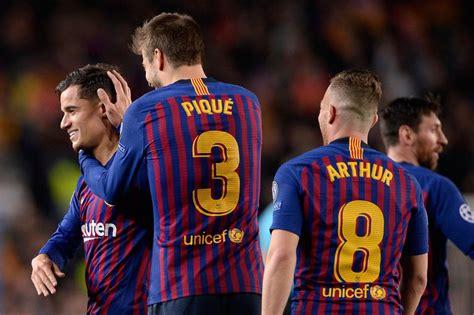 Barcelona vs. Manchester United: Coutinho marcó el 3-0 con ...