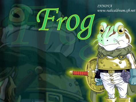Chrono Trigger Images Frog Hd Wallpaper And Background