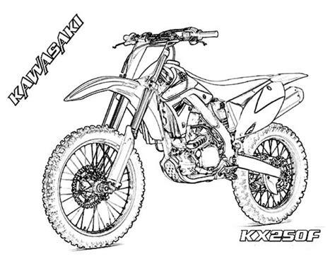 Motocross Zum Ausdrucken
