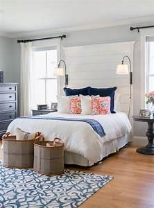 Coastal, Bedroom, Design, And, Decoration, Ideas