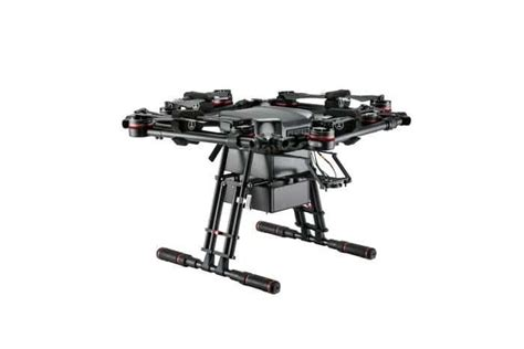 dji wind  industrial octocopter drone ip rain  dust