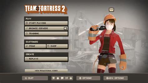 female menu class pictures team fortress  gui mods