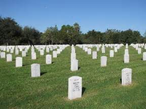 Bushnell Florida National Cemetery