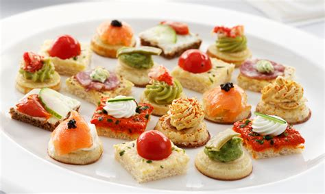 canape s top methods for creating canapés canapes experts
