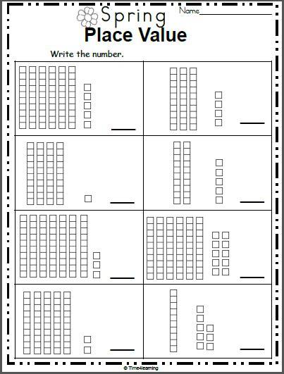math worksheet  kindergarten match