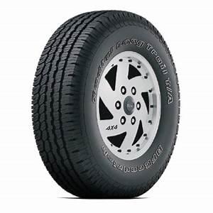Bf Goodrich Tire Diameter Chart Bfgoodrich Long Trail T A 265 70r16