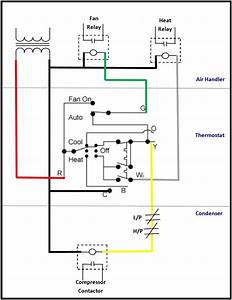 Correct Compressor Control Wiring