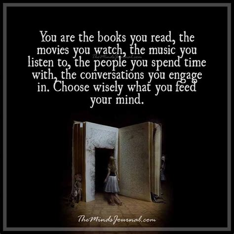 You Are The Books You Read  The Minds Journal