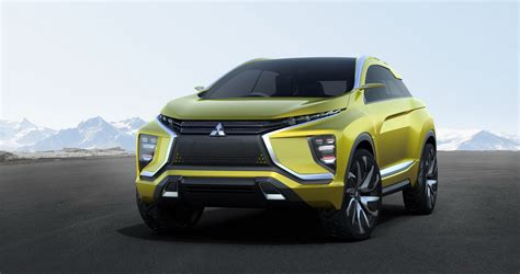 Mitsubishi Car : Mitsubishi To Expand Suv Range Until 2021, Offering A New
