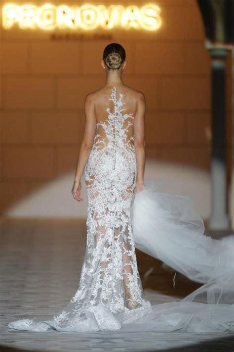 runway wedding pronovias  runway  weddbook