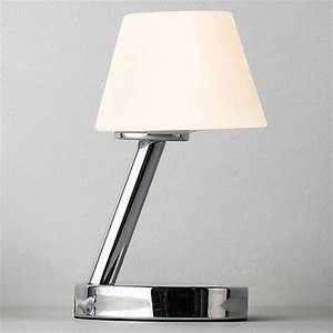 buy john lewis penny table lamp john lewis With frost lamp table john lewis