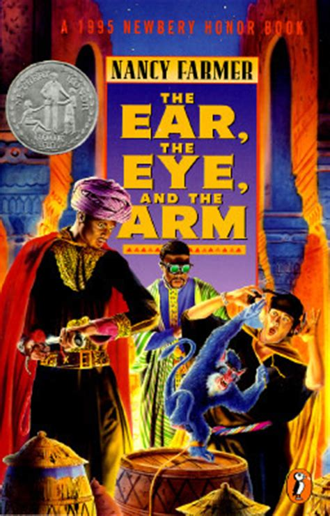 ear  eye   arm  nancy farmer