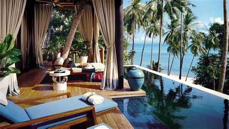 The Four Seasons Resort In Koh Samui, Thailand. Blue Ocean Beach Resort Tri Trang. Hotel Maria Rosaria. DPNY Beach Hotel. Sun Moon Lake Hotel. Hotel Furstenhof. Schlosshotel Dorflinger. Albanuova Hotel. Dorint Hotel & Sportresort Arnsberg