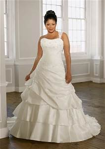 wedding dresses for the full figured bride ewedding With full figured wedding dresses