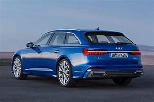 Audi A6 Avant Ambiente : new audi a6 avant revealed pictures auto express ~ Melissatoandfro.com Idées de Décoration