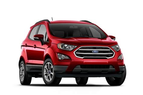 2019 Ford® Ecosport Se Compact Suv