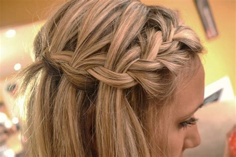 1000+ Ideas About Waterfall French Braid On Pinterest