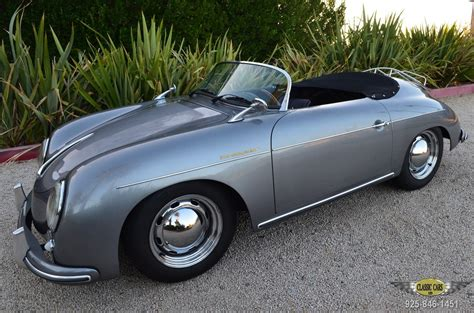 old porsche speedster 1957 vintage porsche speedster replica for sale