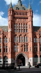 Prudential Assurance Building  High Holborn  London  By