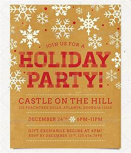 23 holiday party flyer templates psd designs free premium templates for Christmas party flyer template