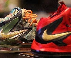 Nike LeBron X Elite - 'Championship' Pack Reverse Sample