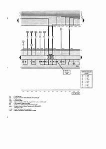 97 Volkswagen Cabrio Stereo Wiring Diagram