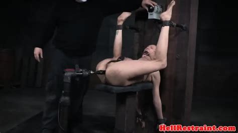 Bdsm Sub Anal Penetrated With Sex Machine Eporner